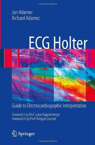 Book ECG Holter: Guide to Electrocardiographic Interpretation