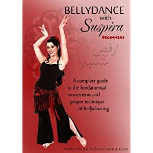 Bellydance with Suspira Beginners