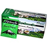 GREEN TEA Bags (IMPORTED)-Japanese Genmai Matcha With Nutty Flavor 1*10 Bags