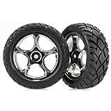 Front Anaconda 2.2 Tire & Wheel: Bandit
