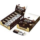 Zealeo Paleo Nutrition Snack Bar 30g Almonds Dark Choco (Pack Of 10 Pcs) Nutrition Bar, Protein Bar, Snack Bar...