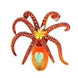 Happy Bag Kids Birthday Gift Simulated Ocean Animals Octopus Plush Doll Toy (30cm (11.8''))