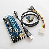 PCI-E RISER VER 006 60 CM CABLE HIGH QUALITY