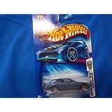 Hot Wheels 2004 First Editions Maserati Quattroporte 29/100 BLUE 029 1:64 Scale