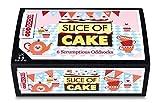 United Oddsocks - Box 6 Oddsocks For Women - Piece Of Cake