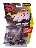 Speed Racer Grand Prix Gray Ghost w/ Saw Blades 1:64