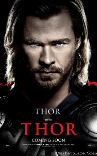 Thor Movie Mini Poster