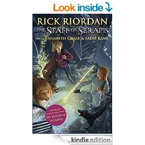The staff of serapis rick riordan pdf