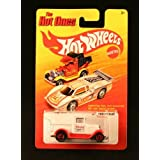 29 FORD PICKUP (WHITE) * The Hot Ones * 2011 Release Of The 80s Classic Series - 1:64 Scale Throw Ba