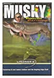 MUSKY Proven Patterns ~ Fishing ~ Lindner's Angling Edge ~ NEW DVD