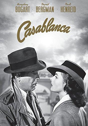 Amazon.com: Casablanca: Humphrey Bogart, Ingrid Bergman