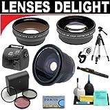 DBROTH . 42x HD Super Wide Angle Fisheye Lens + 2x Digital Telephoto Professional Series Lens + 0. 5x Digital...