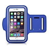 Sport Running Jogging GYM Armband Case Cover Holder For IPhone 6 Plus 5.5 Inch, Water Resistant, Sweat Proof,... - B00OBRPOVI