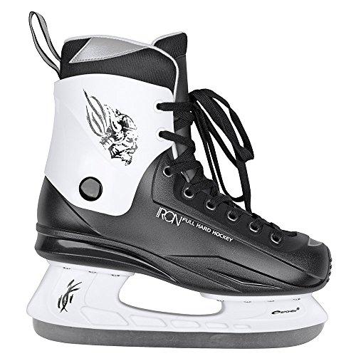 Eishockey-Schlittschuhe, Schnürung IRON Spokey