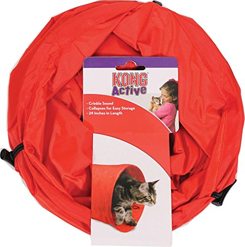 KONG Active Tunnel Cat Toy