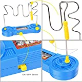 Arshiner Suspend Electricity Touch Labyrinth Toy Games for Kids