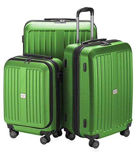 HAUPTSTADTKOFFER  Sets de bagages, 75 cm, 260 L, Vert