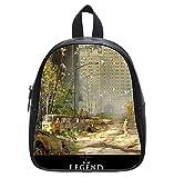 Great Design I Am Legend Custom Kids School Backpack Bag(Small) Decent