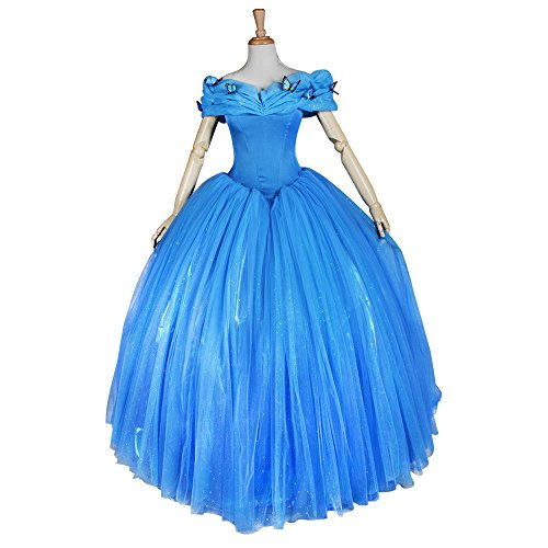 Halloween 2017 Disney Costumes Plus Size & Standard Women's Costume Characters - Women's Costume Characters Women's Princess Fancy Dress Costume Made-To-Order (extended sizes)