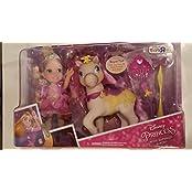 Disney Princess - Petite Rapunzel And Pony