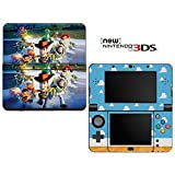 Toy Story 3 Decorative Video Game Decal Cover Skin Protector for New Nintendo 3DS (2015 Edition)
