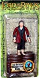 111th BIRTHDAY CELEBRATION BILBO with Party Barrel from THE LORD OF THE RINGS: THE FELLOWSHIP OF THE RING Action Figure