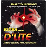 DLite Regular Size - Red Pair - The Greatest Thing To Hit The Magic Market Since Cups And Balls!