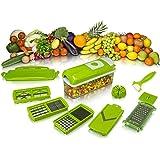 Unique Gadget Nicer Multi Chopper Vegetable Cutter Fruit Slicer Peeler Dicer Plus Home Product