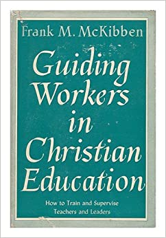 Guiding workers in Christian education (The Cooperative