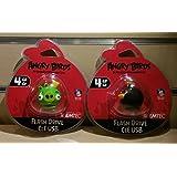 EMTEC Angry Birds 4 GB USB 2.0 Flash Drive (2 Pack): Black Bird / King Pig