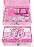 Pecoware / Trinket Box with Accessories & Lock, Little Dancer by Pecoware Company Inc.