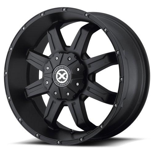 ATX Series AX192 Blade Satin Black Wheel (18×8.5″/6×135, 139.7mm, +18mm offset)