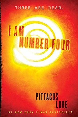I Am Number Four (Lorien Legacies Book 1)