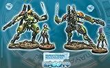 Infinity: Mercenaries - Scarface & Cordelia, Mercenary Armored Team