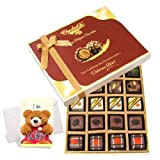 Impressive Treat Of Chocolates With Sorry Card - Chocholik Belgium Chocolates
