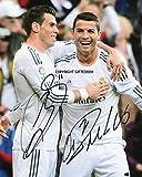 LIMITED EDITION GARETH BALE RONALDO REAL MADRID SIGNED PHOTO + CERT FOOTBALL PRINTED AUTOGRAPH SIGNATURE SIGNED SIGNIERT AUTOGRAM