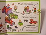 Richard Scarry Learning Book ~ I Know My Colors