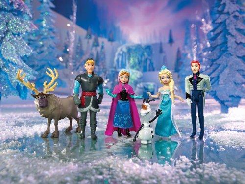 ディズニープリンセス アナと雪の女王 おはなしデラックスセット (Y9980)