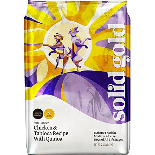 Solid Gold Sun Dancer Chicken, Tapioca & Quinoa Grain Free A