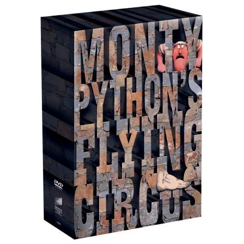 DVD Monty Pythons Flying Circus