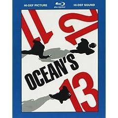 [Blu-ray] Ocean's Trilogie für 27,98 € (keine Versandkosten)