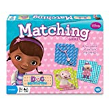 The Wonder Forge Doc McStuffins Matching Game