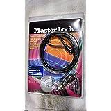 Kensington Master Lock Security Cable Lock (64032D) -