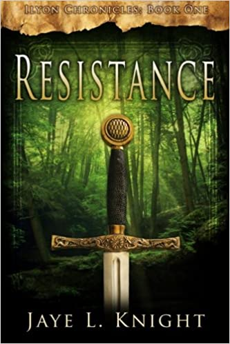 "Book review and interview: Jaye L. Knight's ""Resistance"""