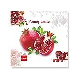 Cello Pomegranate Square Melamine Coaster Set, 10cm, Set Of 6, Multicolour