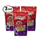 Kelloggs Low Fat Granola With Raisins, 10.6 Ounce (Pack Of 3)