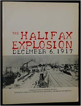 New book details 1917 Halifax, Nova Scotia, explosion