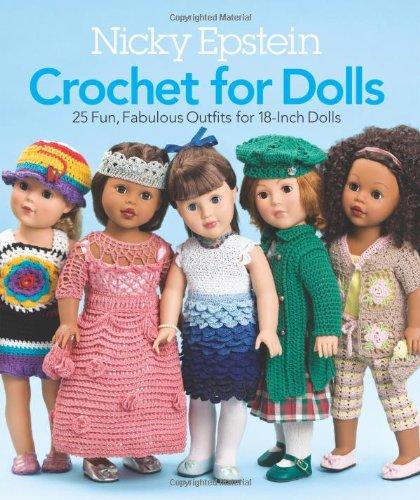 Nicky Epstein Crochet for 18 inch Dolls