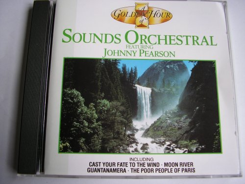 Johnny Pearson – Sounds Orchestral (1990) [FLAC]