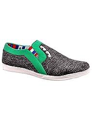 Aureno Men's Synthetic Sneakers - B011BGPRW2